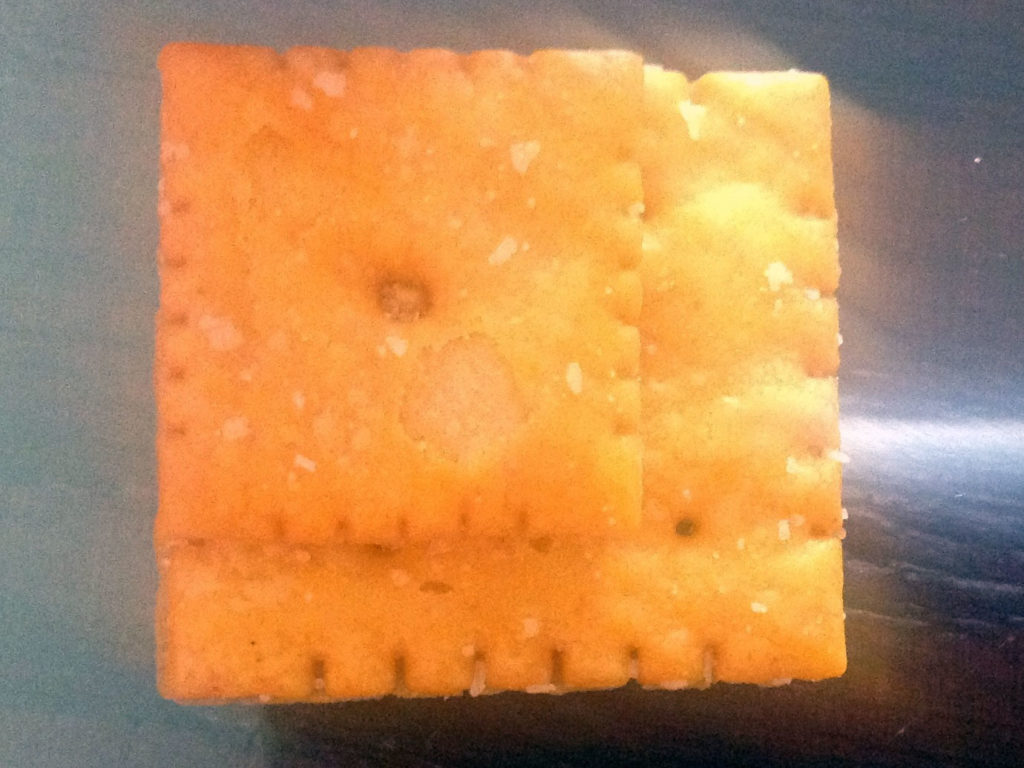 cheezit cracker