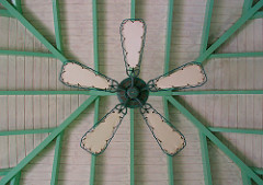 Ceiling fan arithmetic