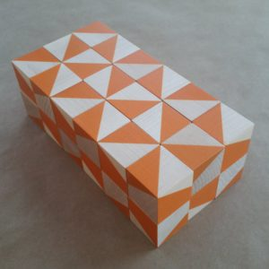 Truchet Block
